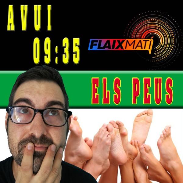 AVUI ELS PEUS